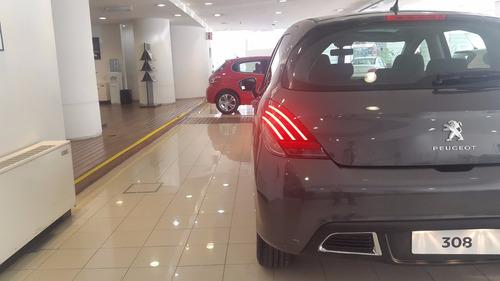 peugeot 308 active 1.6 nafta 5 puertas 0km 2017