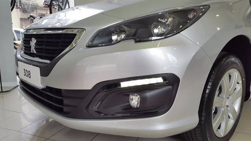 peugeot 308 active 1.6 nafta 5 puertas 0km 2017 linia nueva