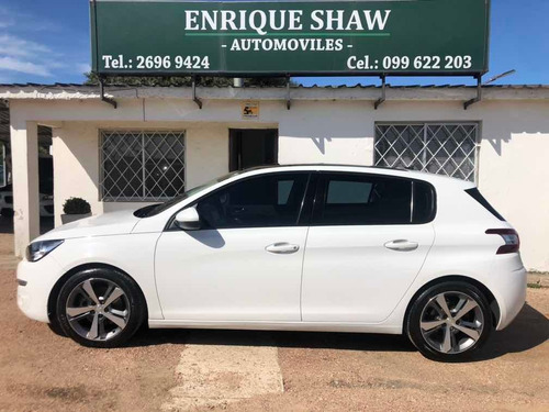 peugeot 308 active 1.6 turbo manual