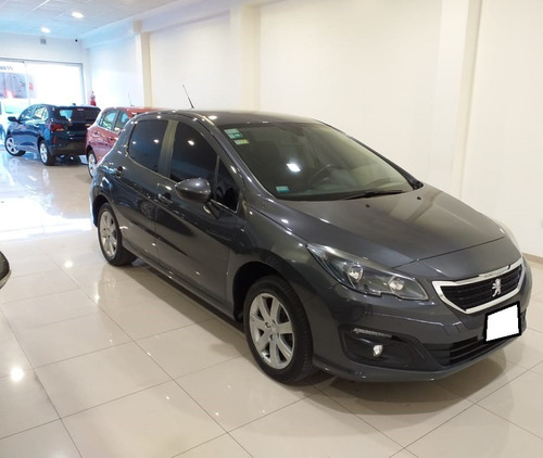 peugeot 308 active 5p manual 66.240 km