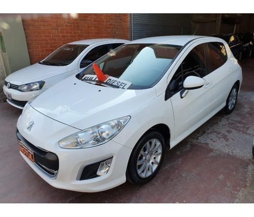 peugeot 308 active hdi 1.6 2014