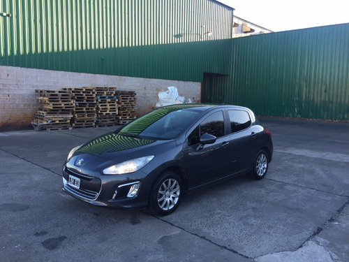 peugeot 308 active hdi - 2012