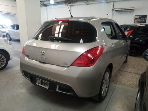 peugeot 308 active hdi 2014 impecable!!!