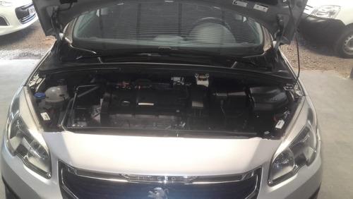 peugeot 308 allur nav 5p 1,6 nafta modelo (2017)