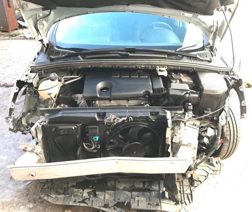 peugeot 308 allure 1.6 16v dado de baja con alta de motor