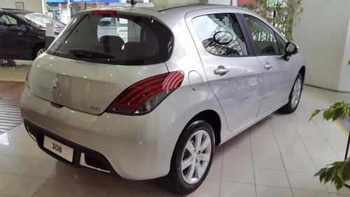 peugeot 308 allure 1.6 5 puertas nafta gps nafta 2017 0km