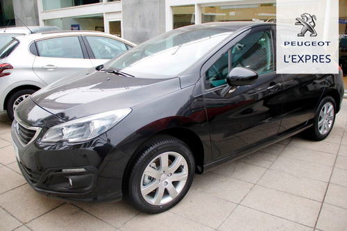 peugeot 308 allure 1.6 n. financiación  o%  (m)