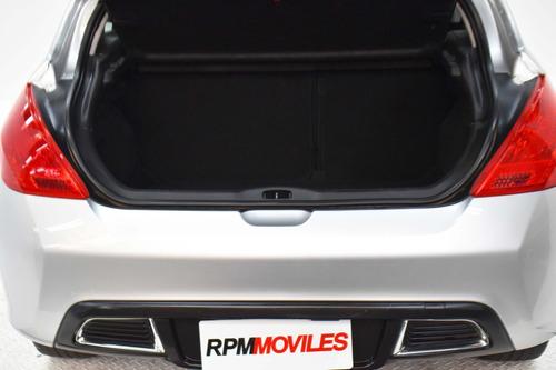 peugeot 308 allure 1.6 navegador manual 2016 rpm moviles