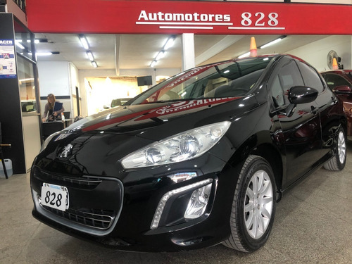 peugeot 308 allure full full 2014 financiamos