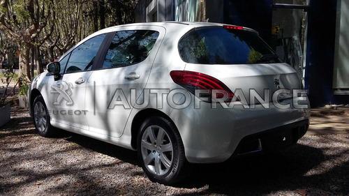peugeot 308 allure linea nueva 1.6 nafta autofrance