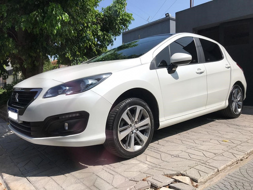 peugeot 308  allure pack 2019 16 mil km  pedyautos