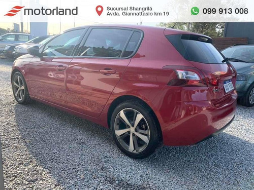 peugeot 308 b6s active 2016 impecable! - permuto / financio