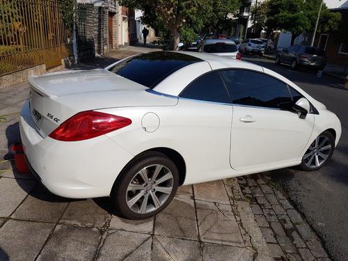 peugeot 308 cc 1.6 turbo 163 cv blanco