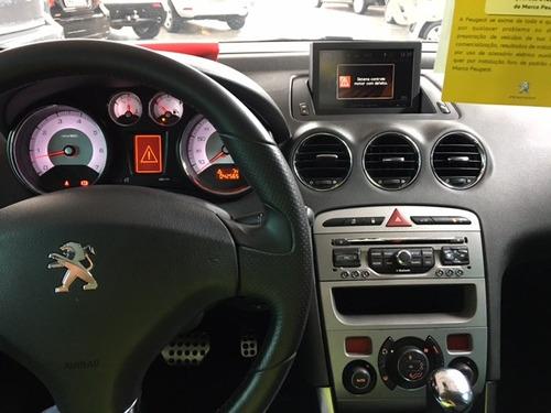 peugeot 308 feline thp 2013/2013 gasolina-1º parc ipva pago