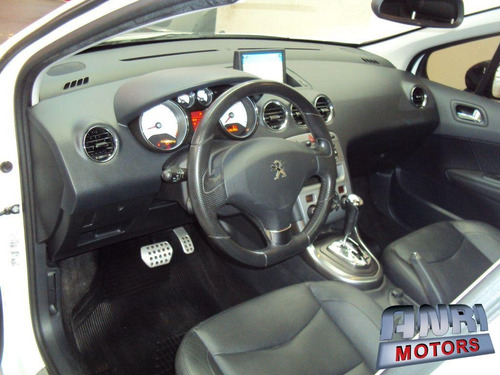 peugeot 308 griffe 1.6 turbo automático completo