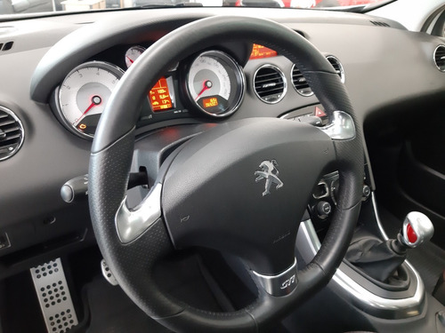 peugeot 308 gti 200hp unico dueño!! (gl motors)