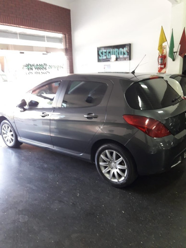 peugeot 308 hdi active año 2014