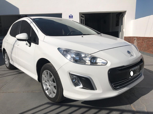 peugeot 308 hdi con solo 68000km  impecable morenteautos