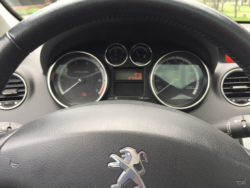peugeot 308 motor 1600 turbo azul 5 puertas