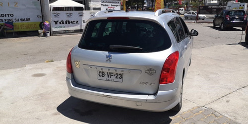 peugeot 308 premier full ano 2009 con 132.000. kms