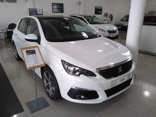 peugeot 308 s allure plus tiptronic 0km, $ 3.073.200