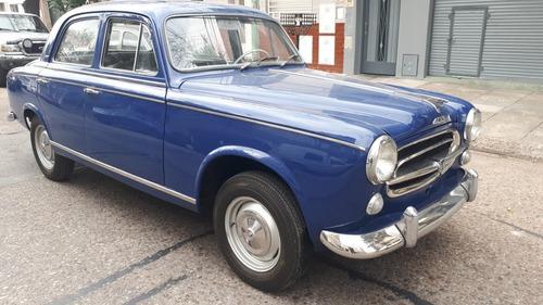 peugeot 403 modelo 1956