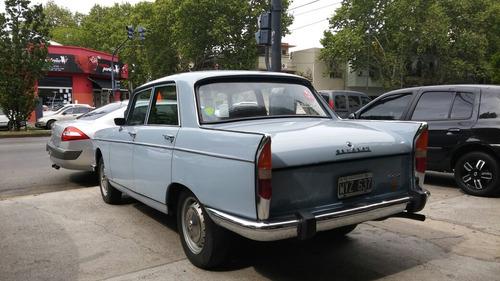 peugeot 404  año 1971 original