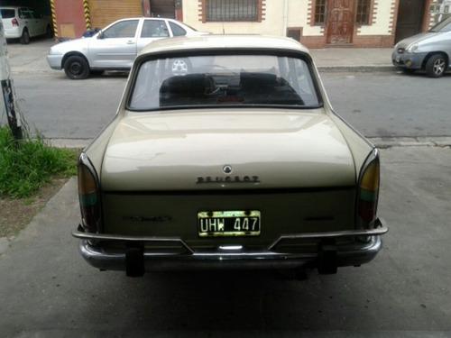 peugeot 404 diesel 1980 3er dueño