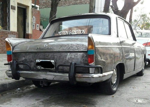 peugeot 404 nafta 1.6 sedan  4 puertas