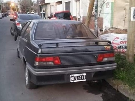 peugeot 405 2.0 mi 1991