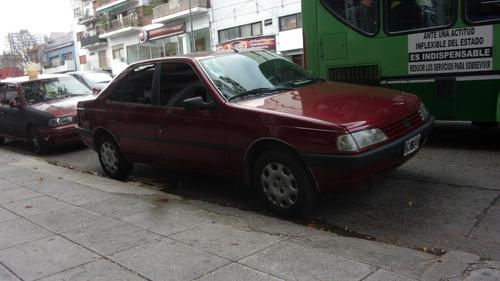 peugeot 405 año 1998 naftero