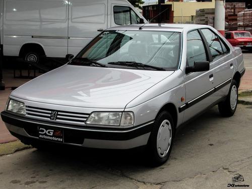 peugeot 405 grd 1.9diesel 21.000km nylon de fábrica 1996