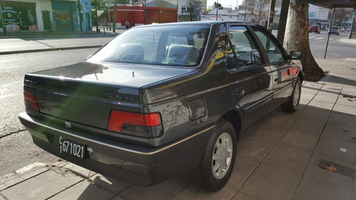 peugeot 405 sr sc 93 full full 15000 km. color gris