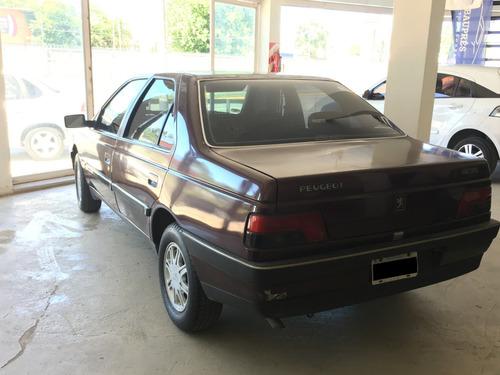 peugeot 405 srsc - 1993 - unico