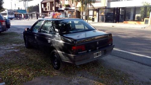 peugeot 405 style diesel año 2000