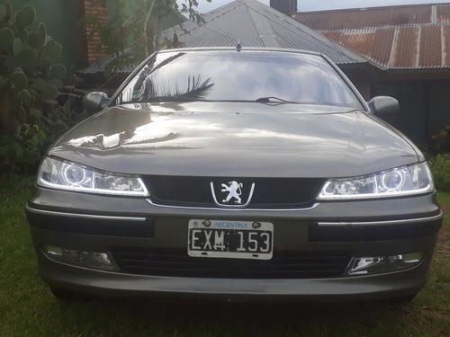 peugeot 406 2.0 hdi xt premium 2004