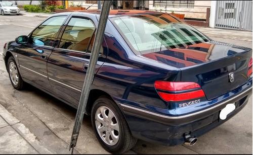 peugeot 406 406 sedan automático