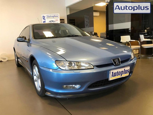 peugeot 406 coupe cuero 2.0 2001 impecable!