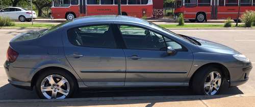 peugeot 407 2.0 hdi triptonic - impecable