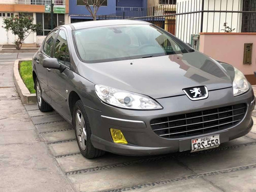 peugeot 407 2.0 mecánico