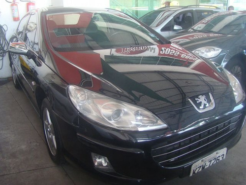 peugeot 407 sedan 2.0 allure 16v 2007