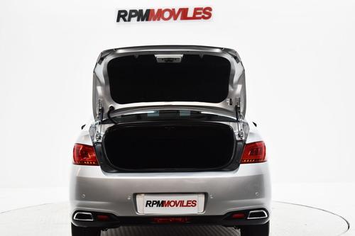 peugeot 408 1.6  allure hdi nav mt 2016 rpm moviles showroom
