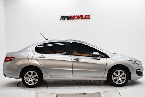 peugeot 408 1.6 hdi allure nav mt 2016 rpm moviles