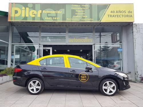 peugeot 408  1.6 hdi  feline  taxi   46655831