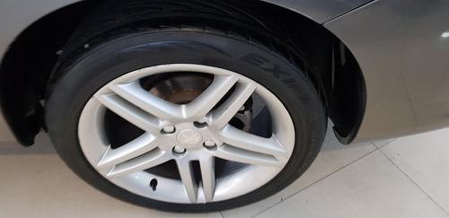 peugeot 408 1.6 nafta sport año 2011 color gris oscuro