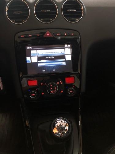 peugeot 408 1.6 thp allure plus + nav modelo 2016 unico dueñ