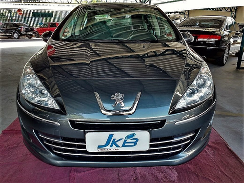 peugeot 408 2.0 allure 16v flex 4p manual