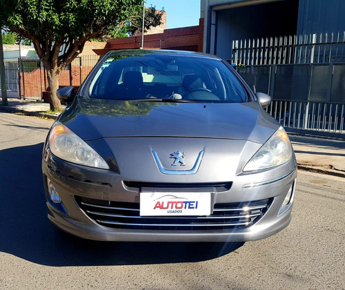 peugeot 408 2.0 allure 2013 full rec menor