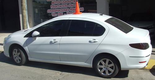 peugeot 408 2.0 allure año 2012