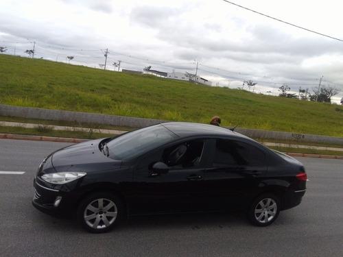 peugeot 408 2.0 allure flex aut. 4p 2012